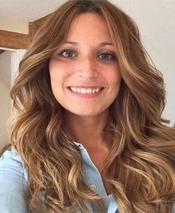 Caroline Martinez brand ambassador