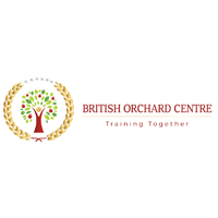 Britiish Orchard Centre Logo - Webste