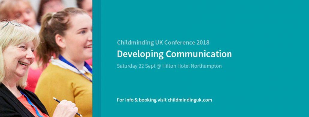 Childminding UK conference