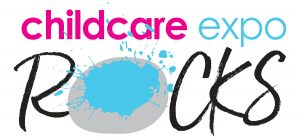 Childcare Expo Rocks Logo