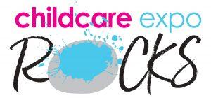 Childcare Expo Rocks Logo