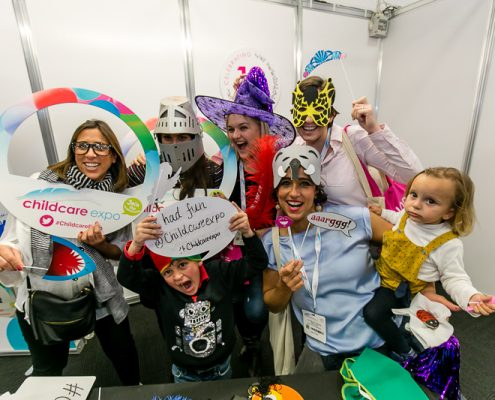 Childcare Expo London 2019 Visitors