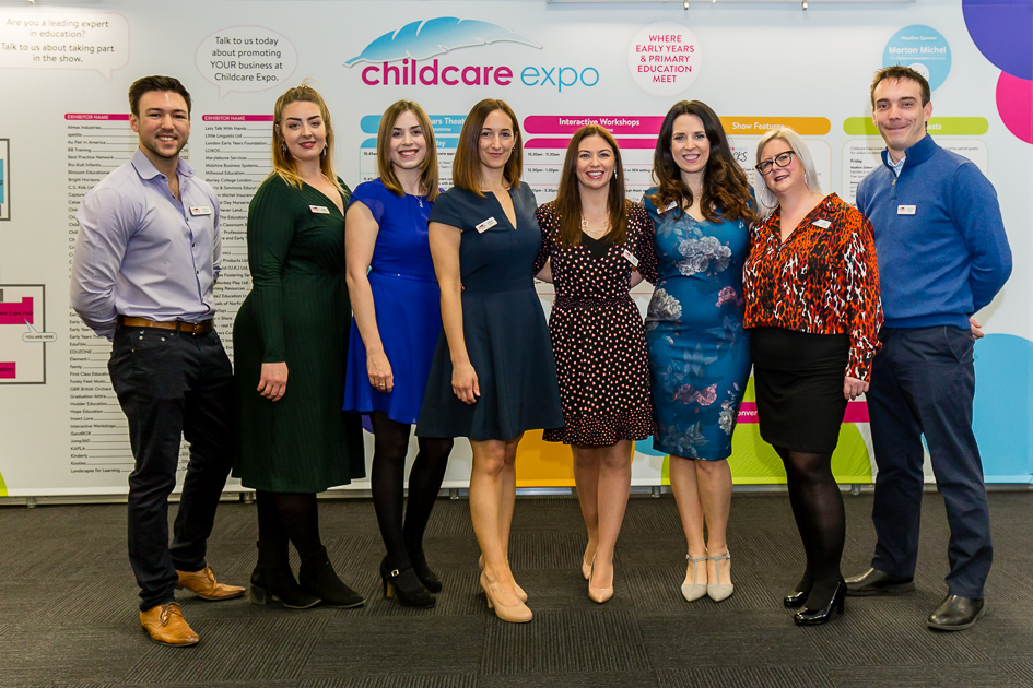 The Childcare Expo Team
