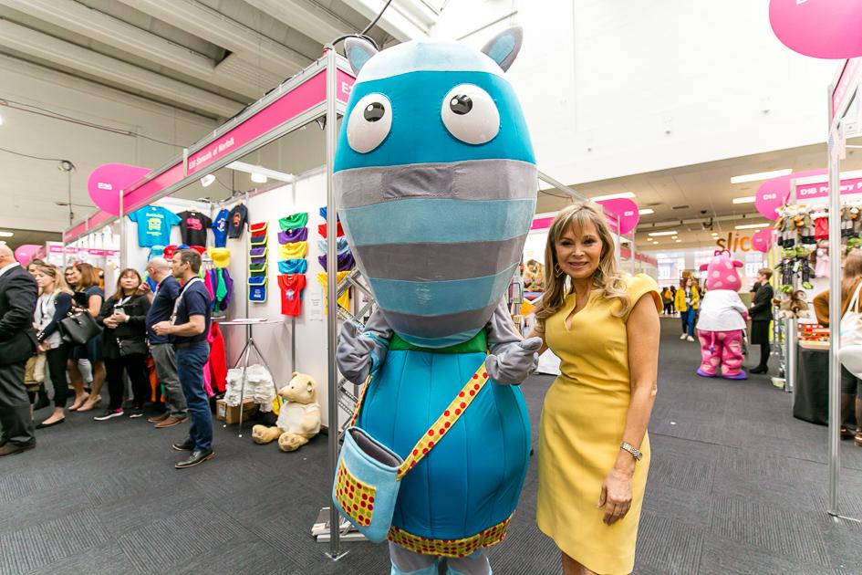 Childcare Expo London - Annabel Karmel