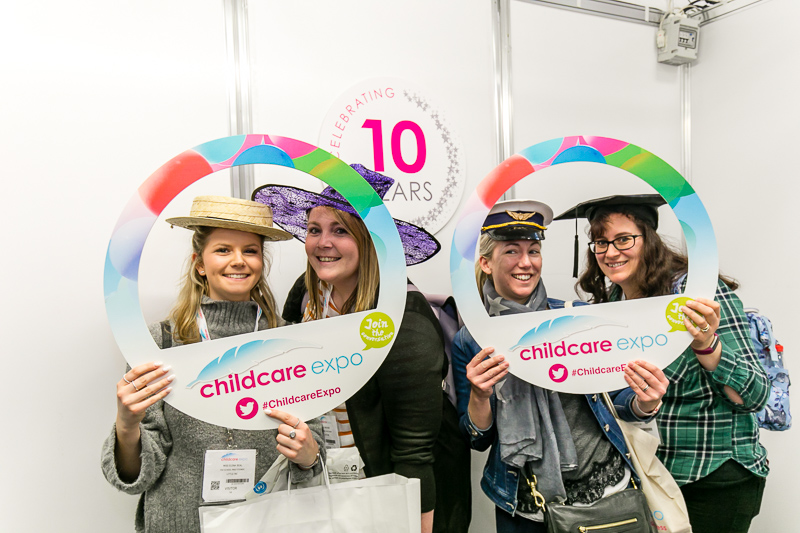 Childcare Expo London 2019 Visitors