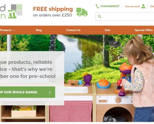 Millwood website