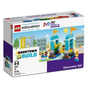 Boomtown Build