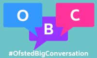 ofsted big conversation