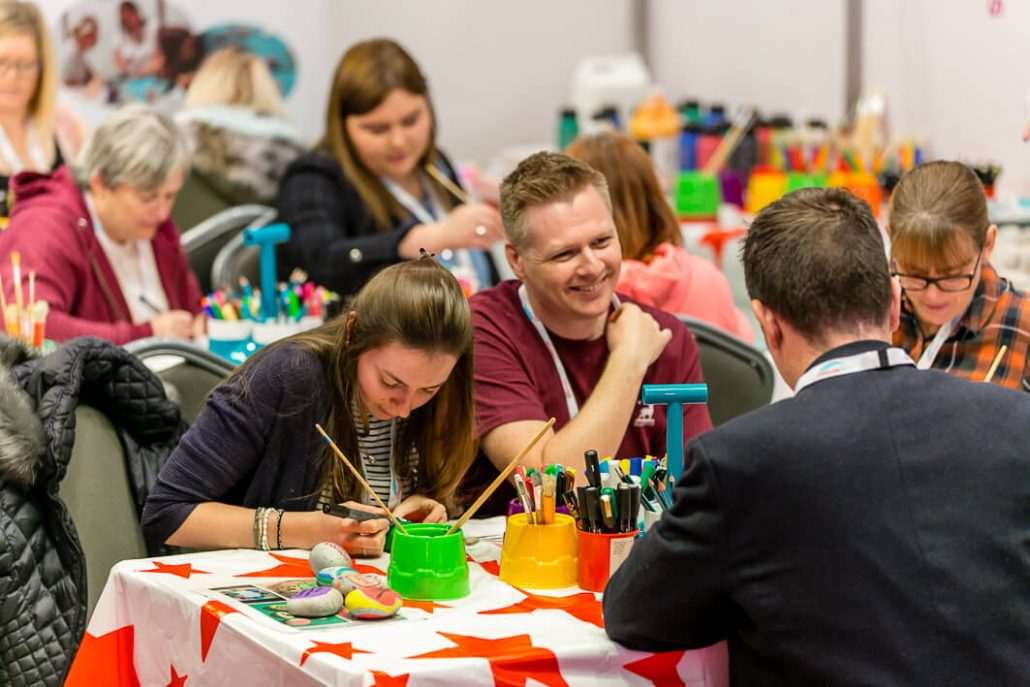 A fun and exciting workshop to discover at our childcare education expo in London.
